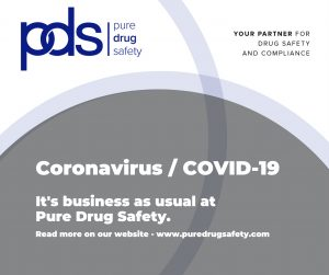 It's business as usual at PDS during the coronavirus / COVID-19 crisis