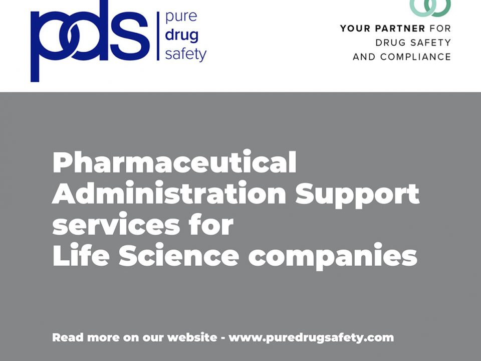Pharmaceutical Administration Services from PDS for Life Science companies