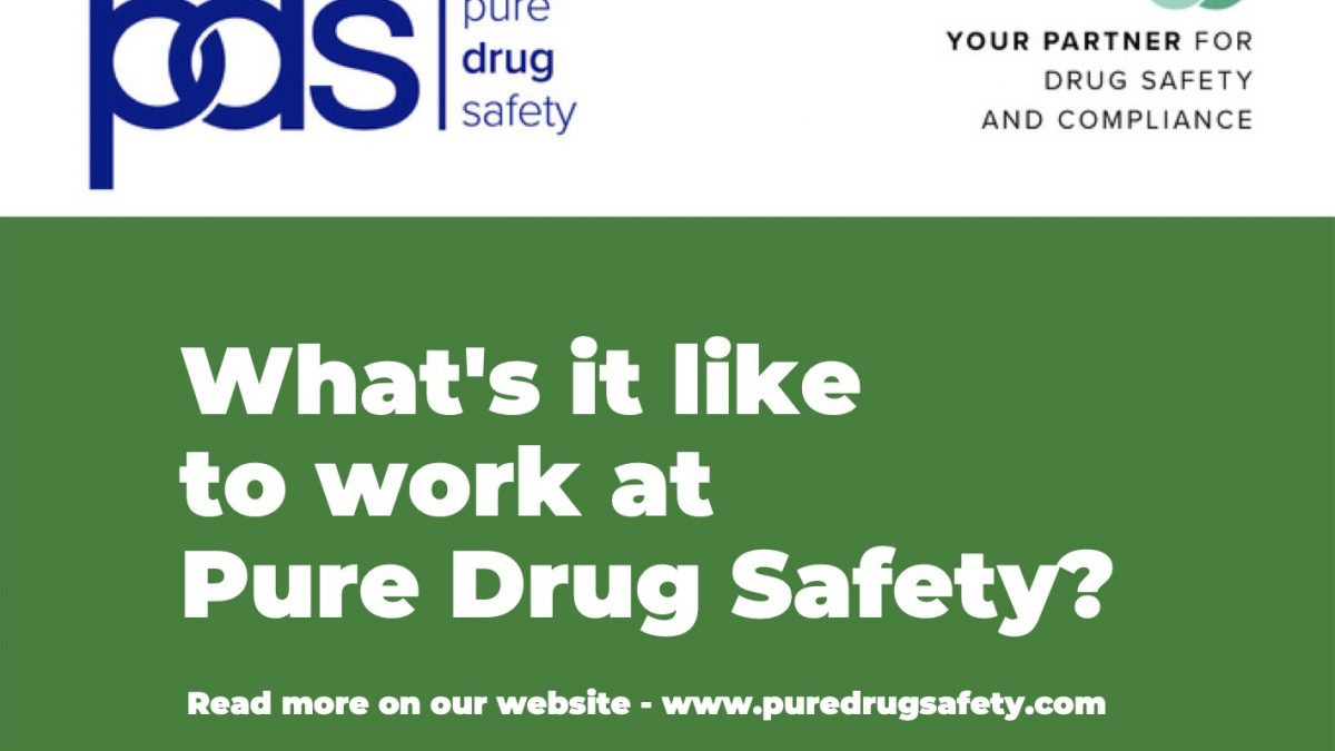 What's it like working as an intern at Pure Drug Safety?